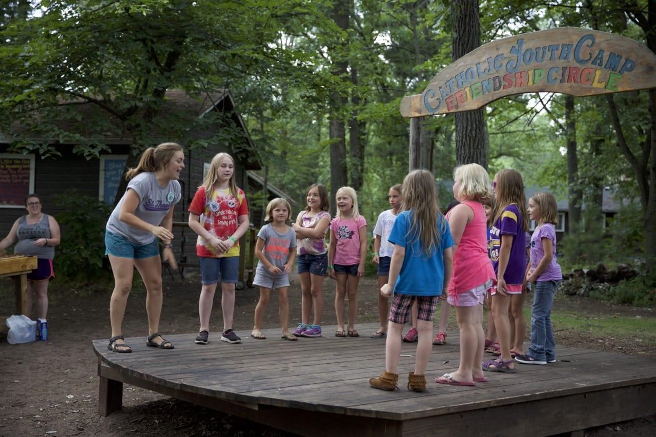 Age Groups - Catholic Youth Camp